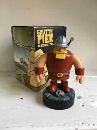 Grutte Pier Designer Toy (limited edition)